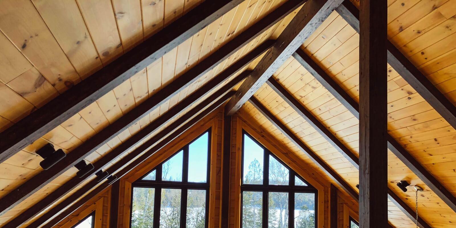 Durabilidad estructuras de madera