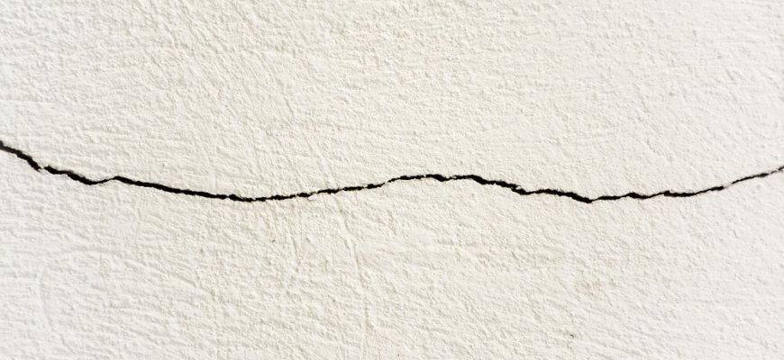 Tipos de grietas en edificios: qué nos podemos encontrar