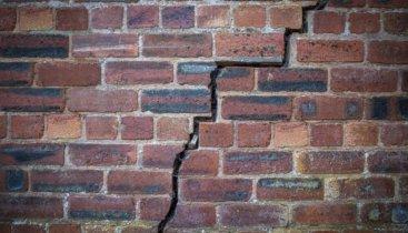 Las causas más habituales de las grietas en fachadas de ladrillo