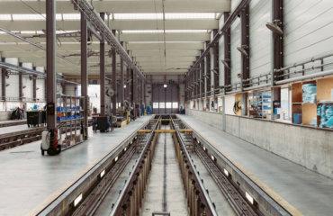 Planes de mantenimiento estructural en la industria