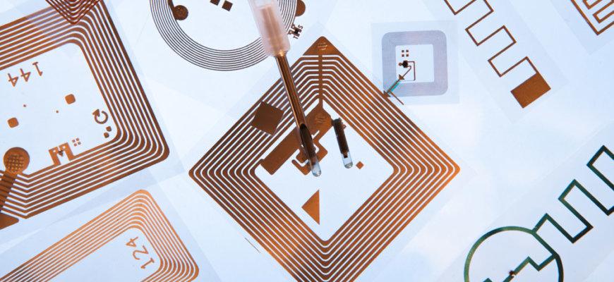 RFID en la industria