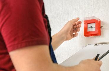 Los sistemas de prevención contra incendios en edificios