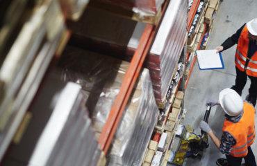 Almacenamiento industrial y algunos casos particulares
