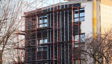 Estudio de puentes térmicos en edificios de viviendas