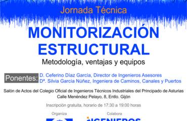 Jornada sobre Monitorización Estructural