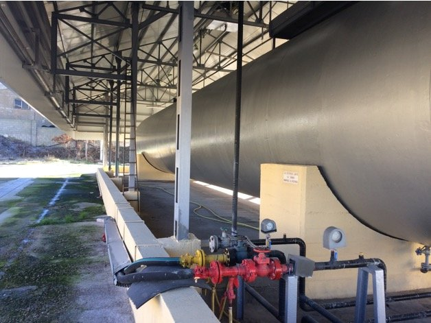 Estudio diagnóstico de adecuación al RD 656/2017 Reglamento de almacenamiento de productos químicos en fábrica de fertilizantes