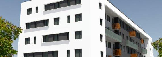 Edificio 48 viviendas en Roces Residencial
