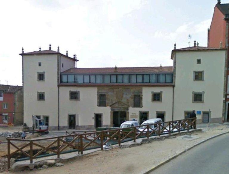 Proyecto de instalaciones para el hotel «Palacio de Merás»
