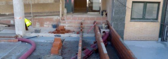 Proyecto específico en instalaciones de viviendas