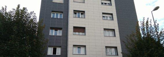 Entidad control de calidad ejecución rehabilitación de fachada