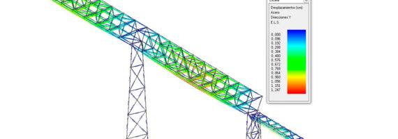 Cálculo y simulación de cinta transportadora