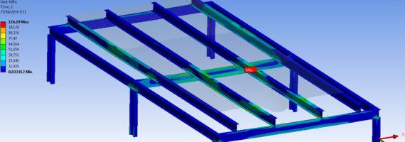 Certificación estructural bancada
