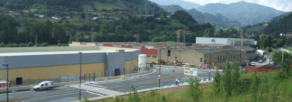 Proyecto ejecución de glorieta de acceso a polígono industrial