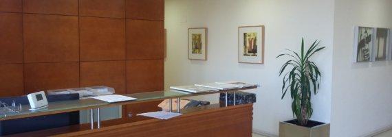 Observación continuada de salud ambiental en edificio de oficinas