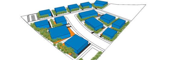 Estudio energético para la ampliación del Parque Tecnológico de Asturias