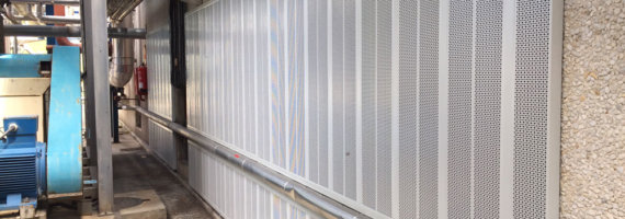 Medidas correctoras para reducir los niveles de ruido en fábrica