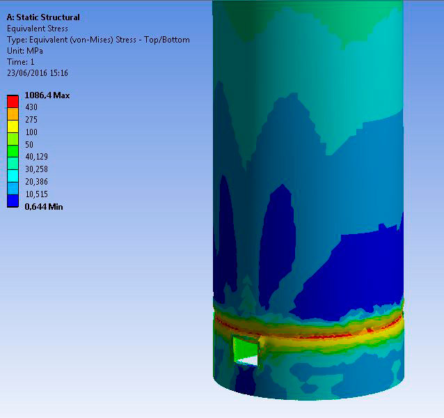 ANSYS_analisis-patologico-estructural-colapso-deposito-simulacion-2