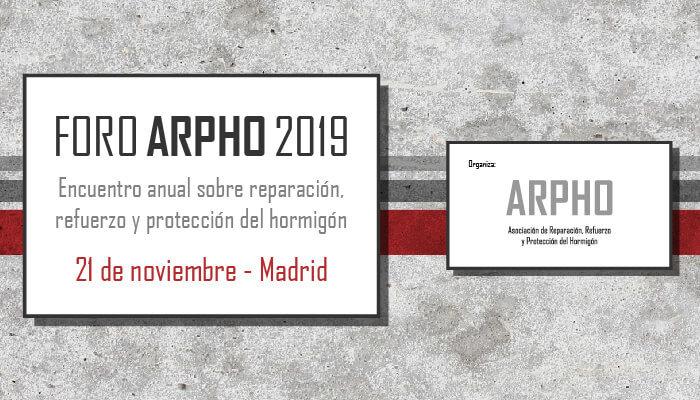 Participación de Ingenieros Asesores en ARPHO 2019