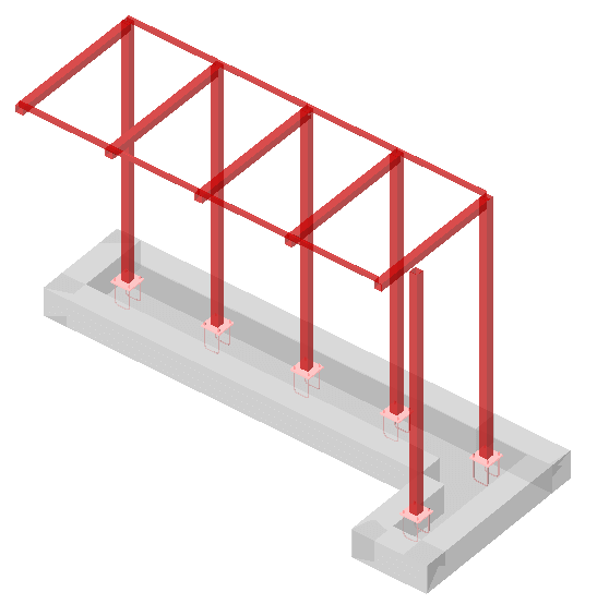 estructura marquesina de autobuses