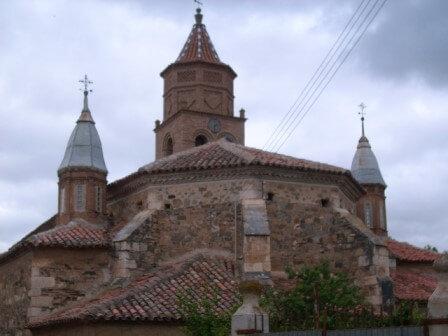 Cálculo del recalce de la cimentación de la iglesia la Asunción de Luco de Jiloca