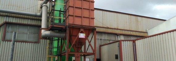 Plan de mantenimiento estructural en empresa metalúrgica