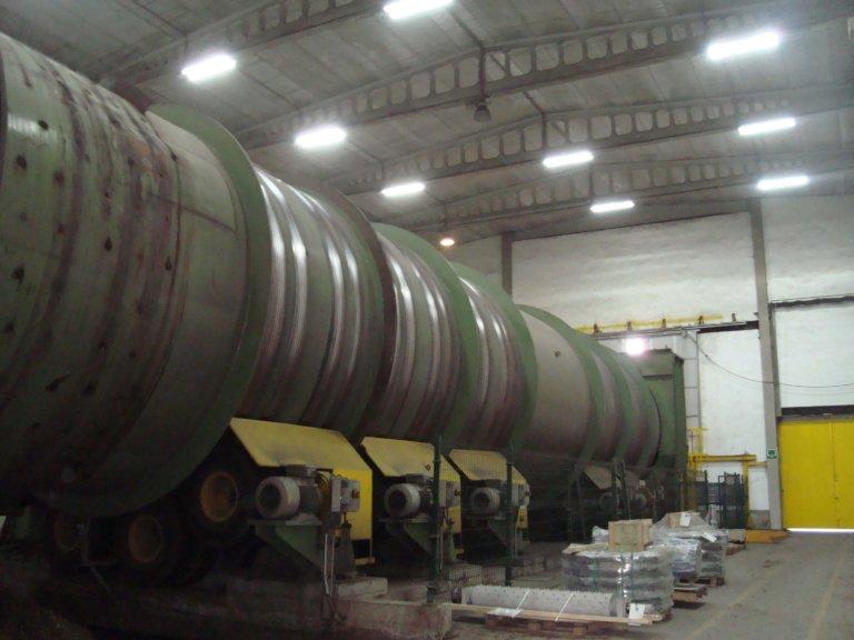 Plan de mantenimiento estructural empresa papelera