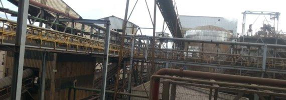 Plan de mantenimiento estructural en empresa del sector químico