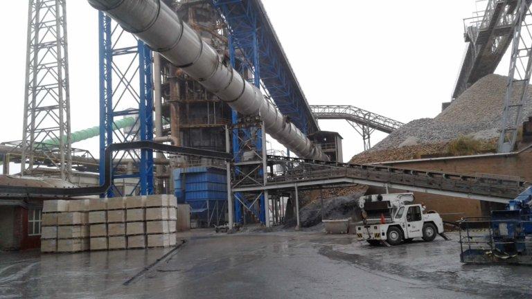 Plan de mantenimiento estructural de una empresa química a nivel internacional