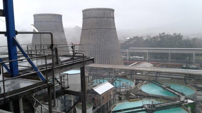 Plan de mantenimiento estructural de empresa química internacional