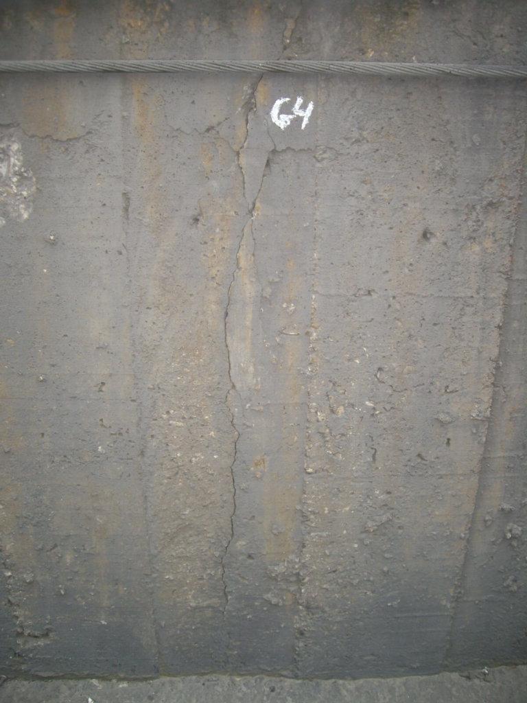 Inspección de la cimentación de un tanque