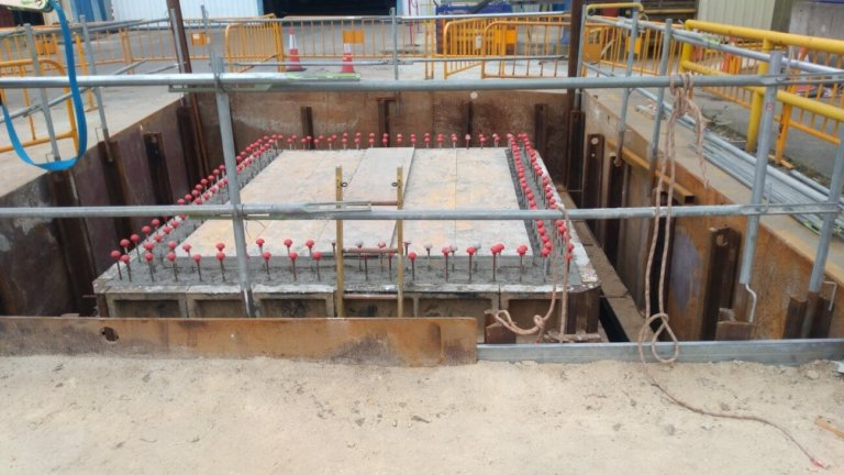 Proyecto de segregación de las aguas industriales no recirculadas de la planta