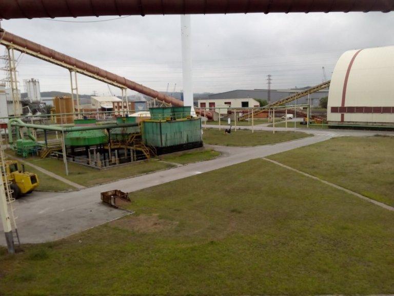 Proyecto de segregación de las aguas industriales no recirculadas de la planta y su canalización