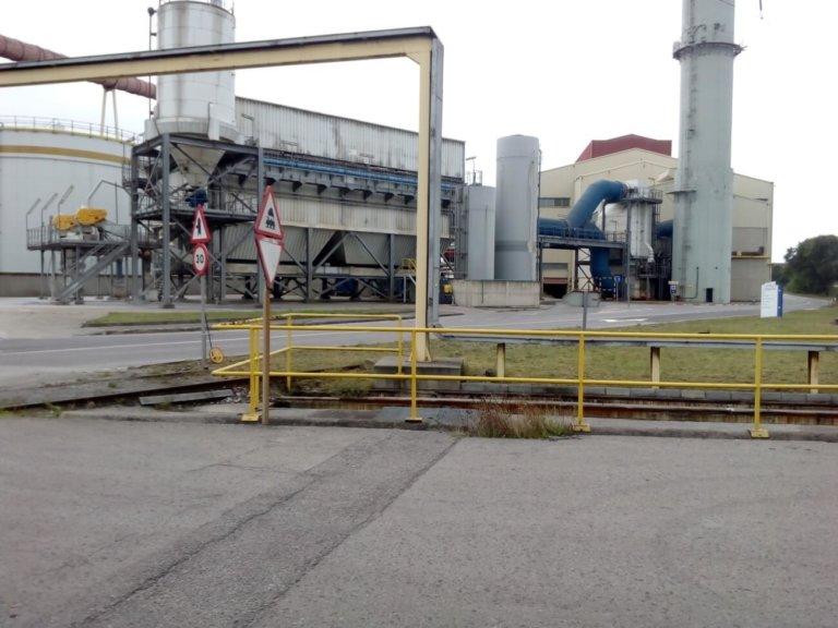 Proyecto de segregación de aguas residuales en factoría