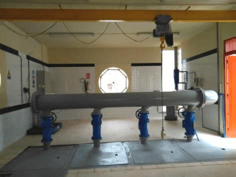 Proyecto de reforma de varias instalaciones del sistema público de saneamiento del litoral central de Llanes (Asturias)
