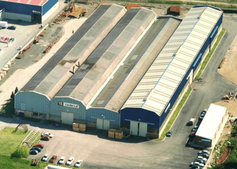 Adecuación de fábrica al reglamento de seguridad contra incendios en establecimientos industriales: ampliación