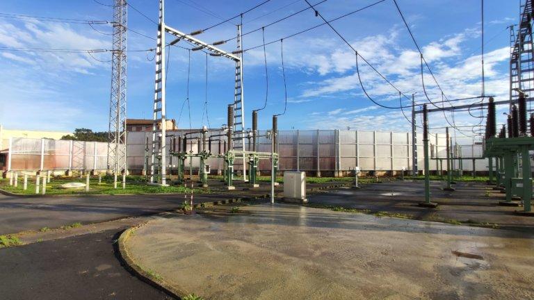 Proyecto de cerramiento de protección en subestación eléctrica