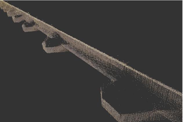 Estudio de los railes de rodadura de un puente grúa
