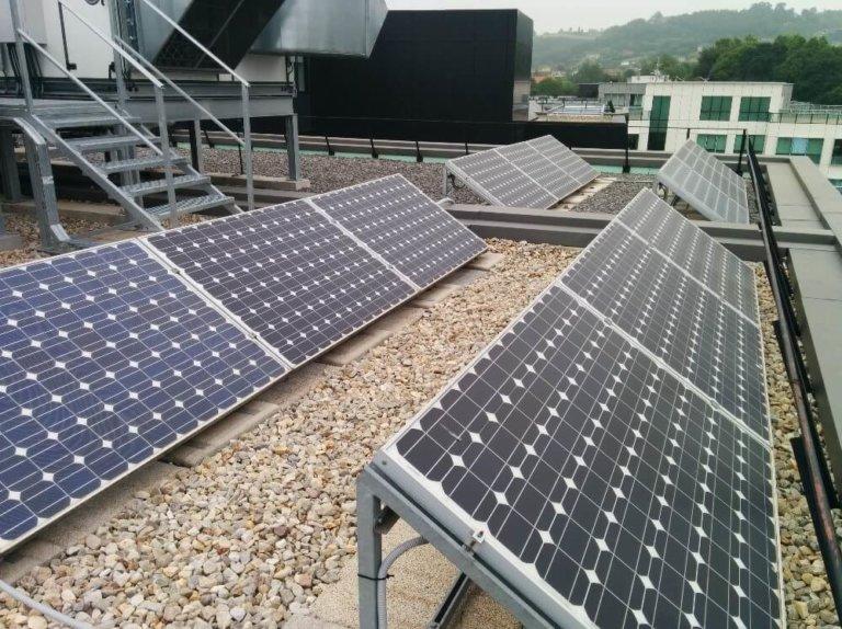 Estudio y ampliación de instalación solar fotovoltaica existente 2