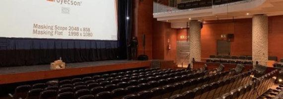 Reforma del teatro Usurbe