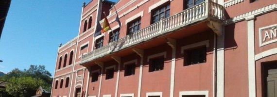 Ensayo de adherencia en fachada de un antiguo casino