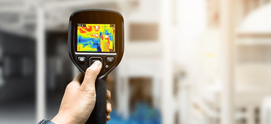 Aplicaciones de la termografía: ¿Qué problemas se pueden detectar?