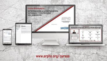Ingenieros Asesores participa en el curso divulgativo de introducción a la reparación, refuerzo y protección del hormigón organizado por ARPHO