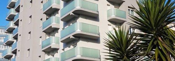 Edificio de vivienda colectiva