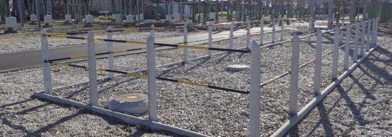 Proyecto de depósito enterrado para recogida de aceite de transformadores